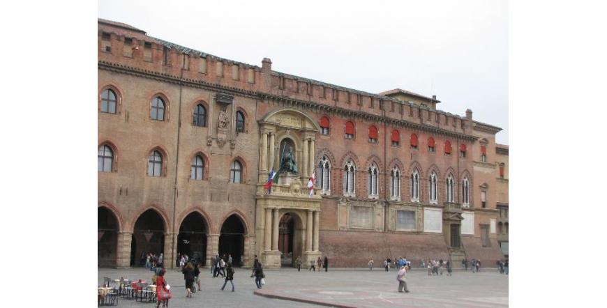 Двореца на градоначалника - Болоня