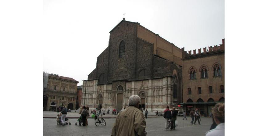Църква Св. Петроний - Болоня