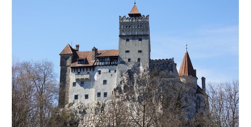 Замъкът на Дракула (Замъкът Бран)