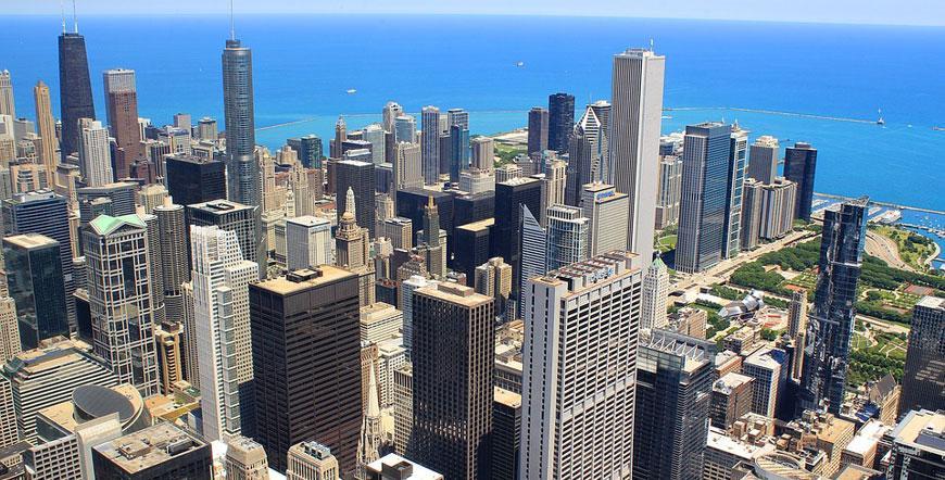 Чикаго - Илинойс
