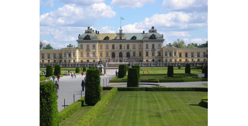 Резиденция Дротингхолм, Стокхолм