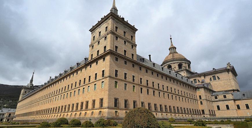 Дворецът Ел  Ескориал