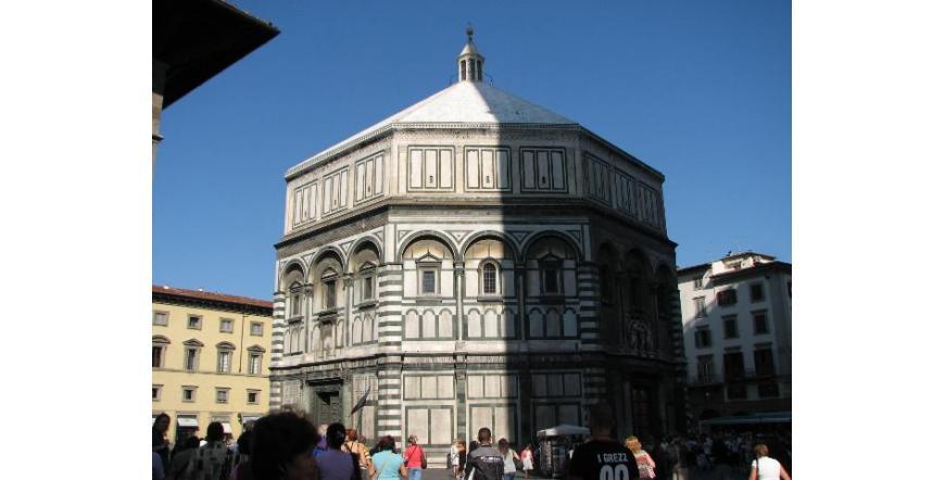 Баптистерия - Флоренция