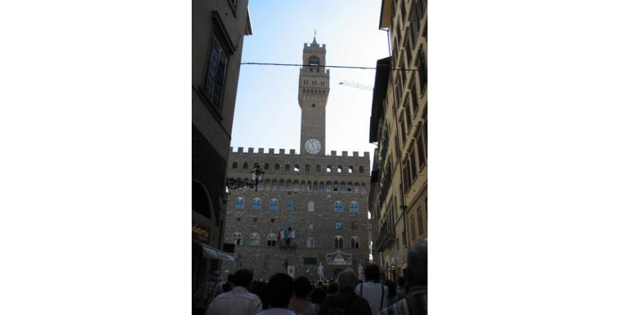 Старият Дворец - Флоренция