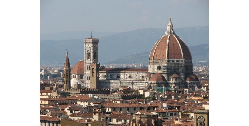 Катедрала Санта Мария дел Фиоре - Флоренция