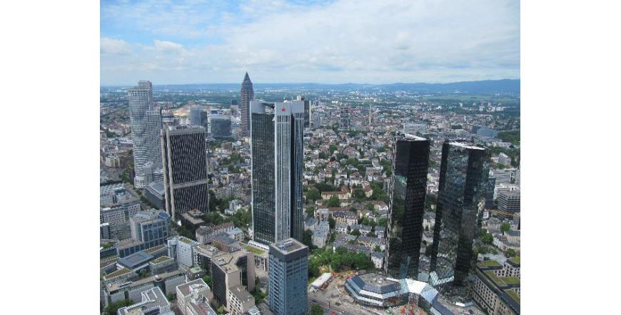 Посещение на Франкфурт на Майн