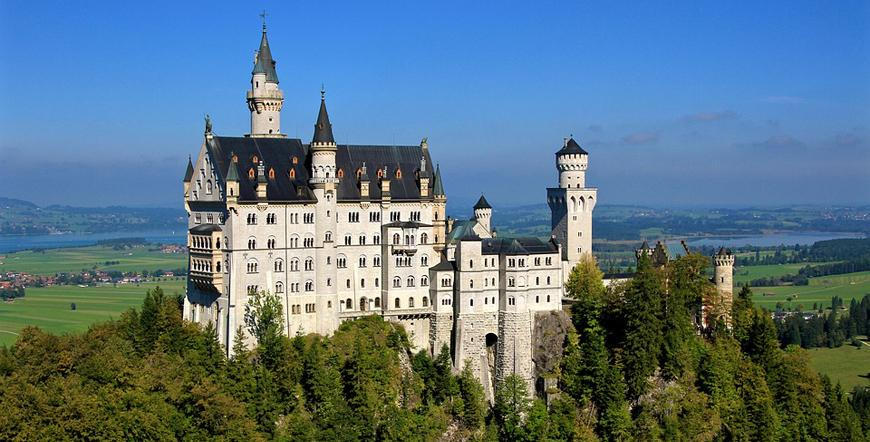 Замъкът Нойшванщайн