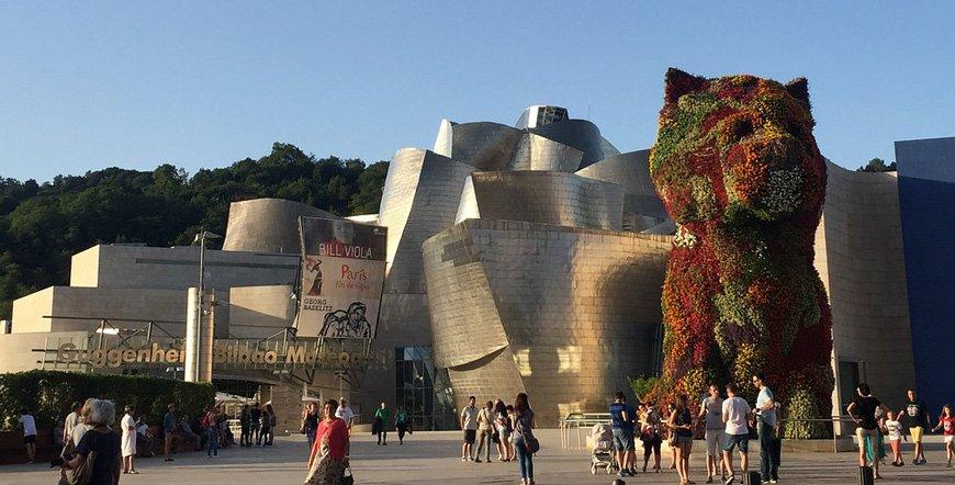 Музеят Гугенхайм - Билбао