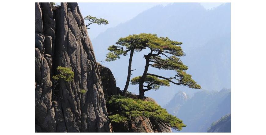 Планината Хуаншан