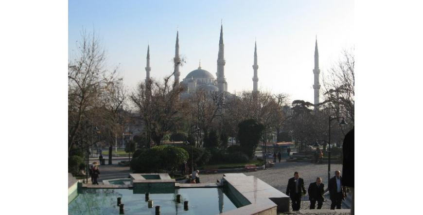 Синята джамия - Истанбул