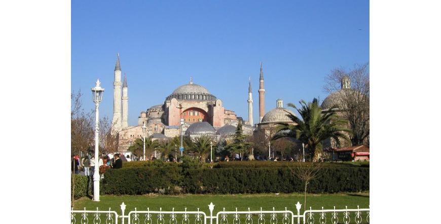 Света София - Истанбул