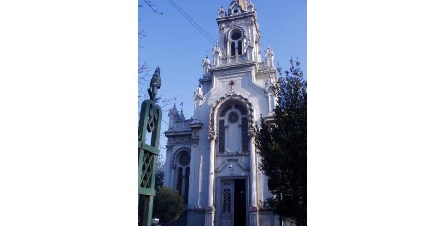 Църква Свети Стефан - Истанбул
