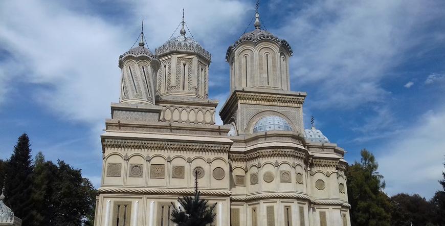 Манастирът Куртя де Арджеш