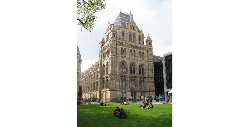 Природонаучен музей - Лондон
