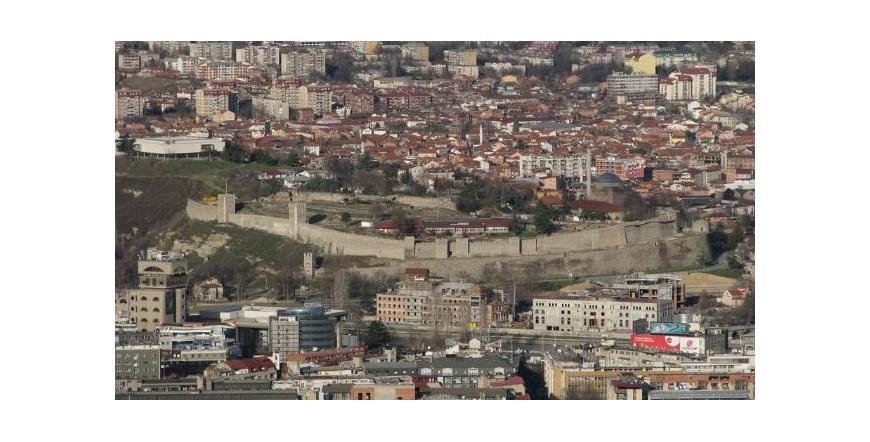 Скопско кале -  Скопие