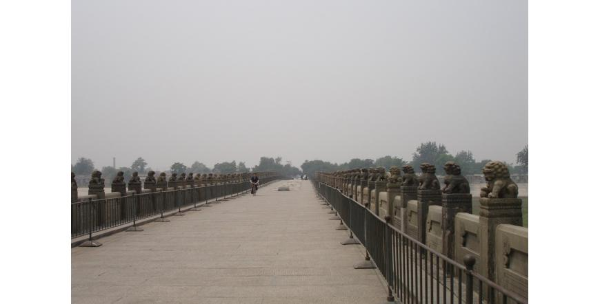 Мостът на Марко Поло-Пекин