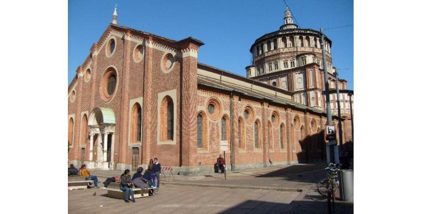 Милано - църква Богородица Благодатна