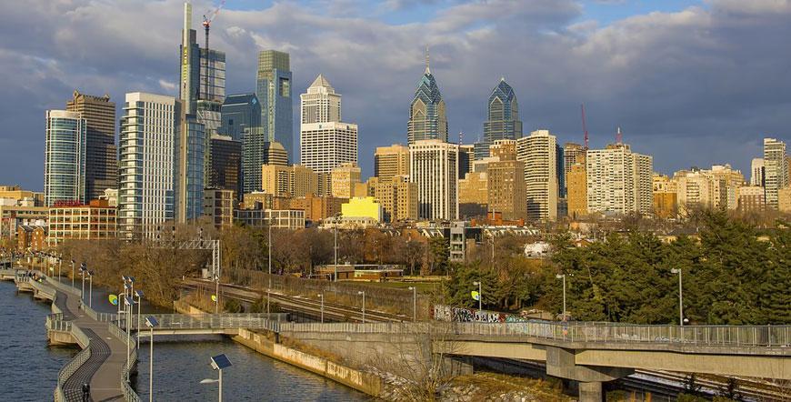 Филаделфия - Пенсилвания