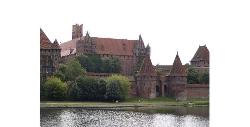 Замъка Малборк (Мариенбург)