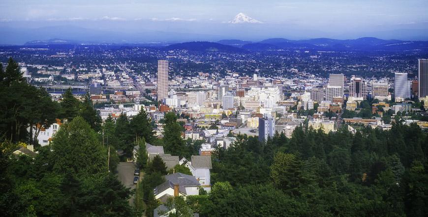 Портланд - Орегон