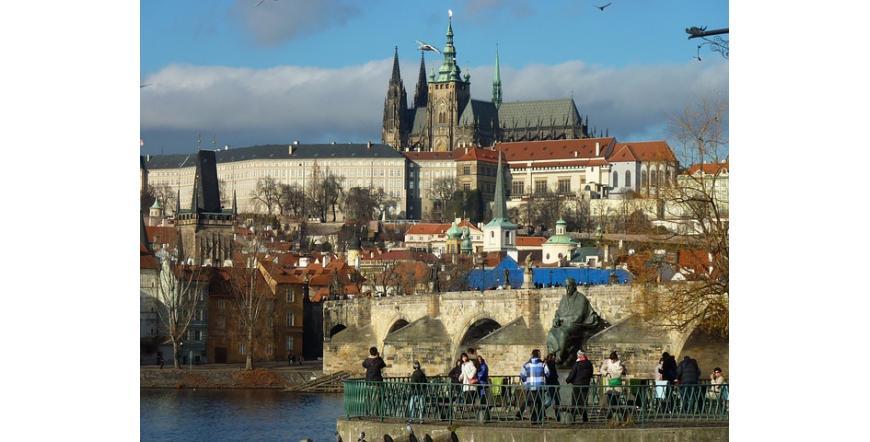 Пражкият замък - Прага