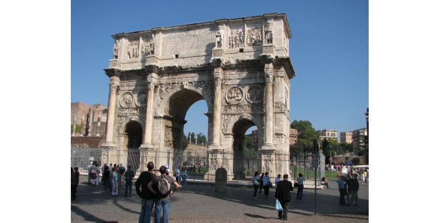 Константиновата Арка - Рим
