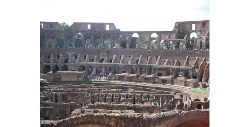 Колизеумът (Colosseum)
