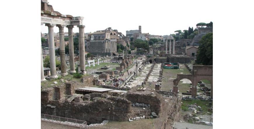 Римският форум (Forum Romanum)