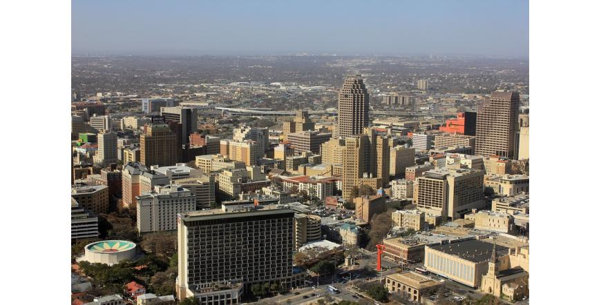 Сан Антонио - Тексас