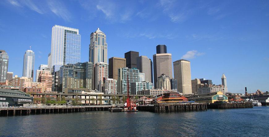 Сиатъл - Вашингтон