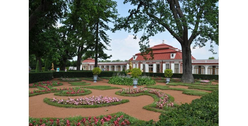 Лятната градина - Санкт Петербург