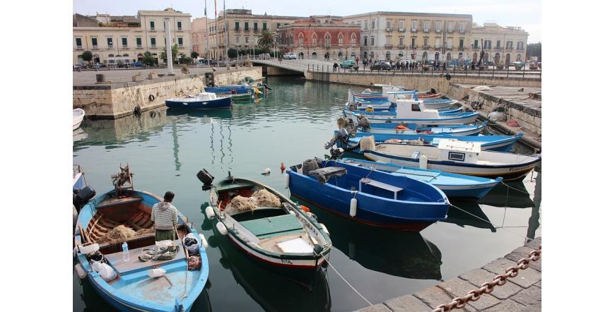 Сиракуза - Сицилия