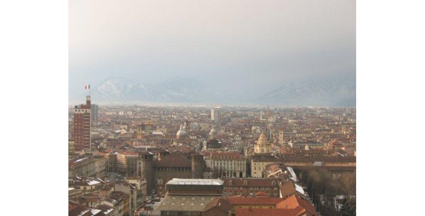 Торино - изглед