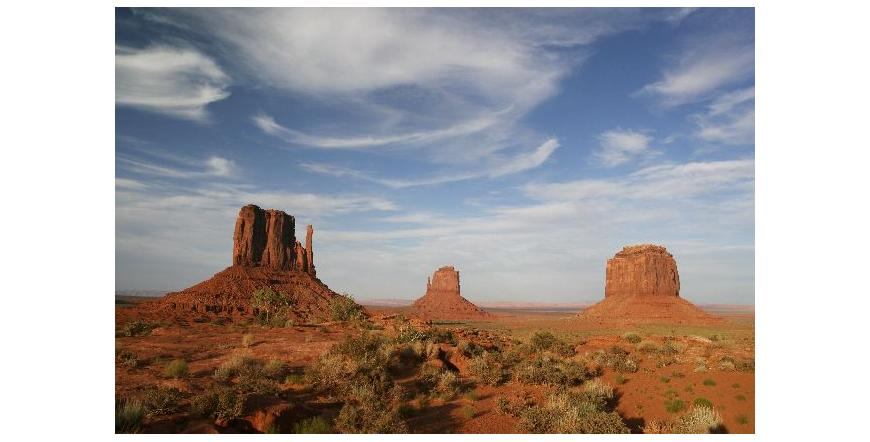 Боядисаната пустиня