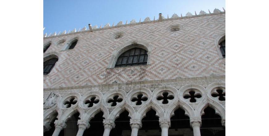 Двореца на Дожите - Венеция