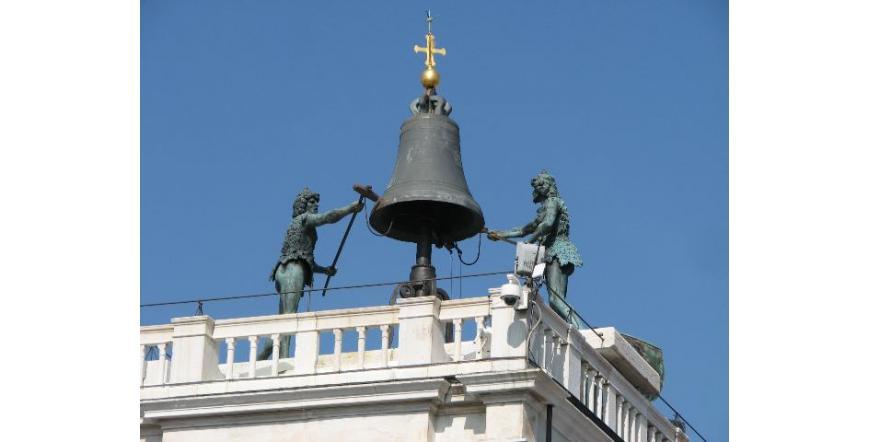 Часовниковата кула - Венеция