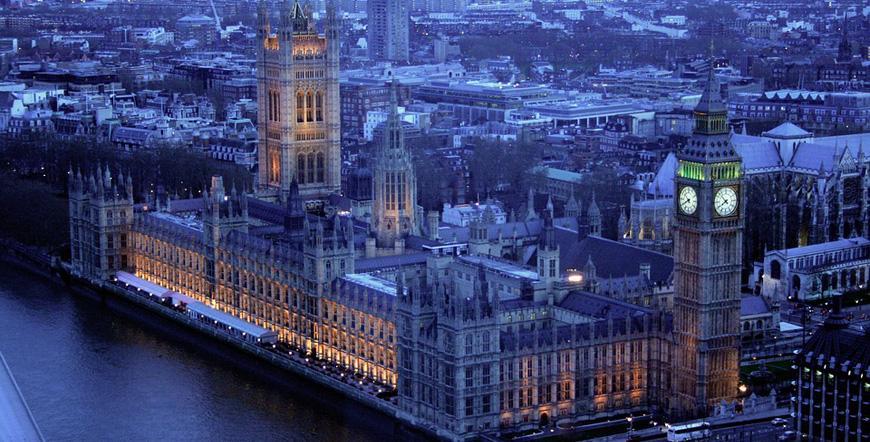 Топ 10 забележителности във Великобритания
