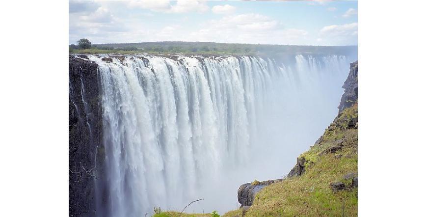 Водопадът Виктория